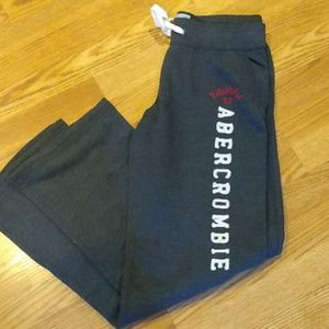 Abercrombiebie and Fitch lounge pants
